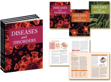 Diseases and Disorders biology book